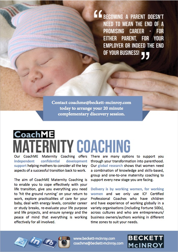 CoachME Maternity
